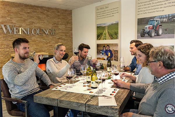 Barnys Tasting - Weingut Kronenhof