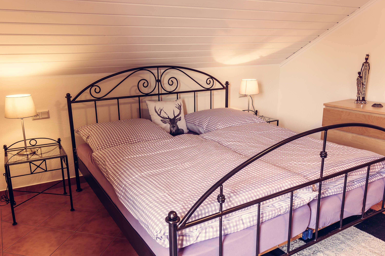 Appartement Kronenhof - Schlafzimmer 2