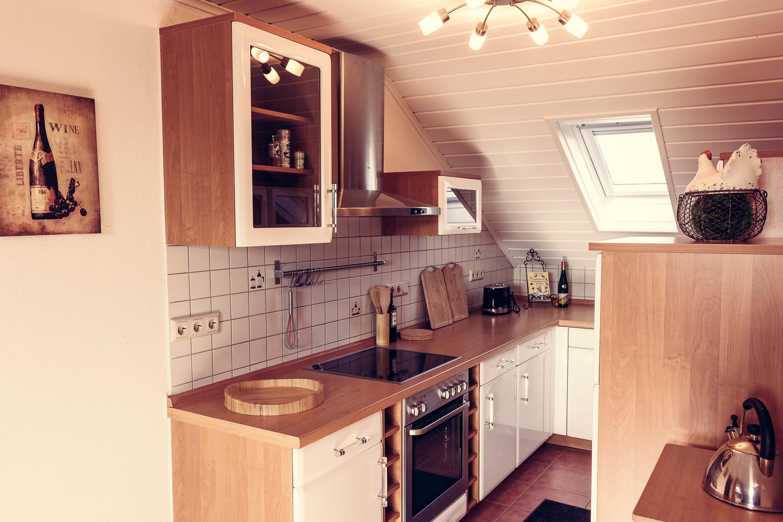 Appartement Kronenhof - Küche